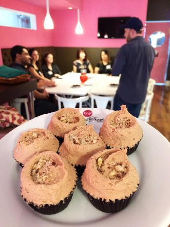 Muffins do Special Treat Bakery