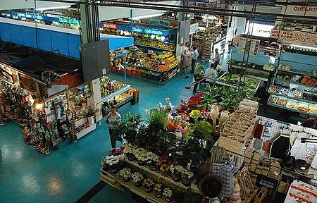 Mercado Municipal - Ponto de encontro de moradores e turistas