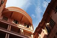 Hotel mantém todos os detalhes arquitetônicos