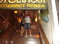 Restaurante em Barreirinhas,no Maranhão