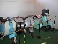 Muito charme na ala das scooters clássicas