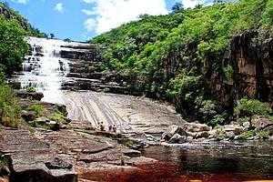 48 horas no Sertão de Guimarães Rosa: Escorrega natural é garantia de aventura -