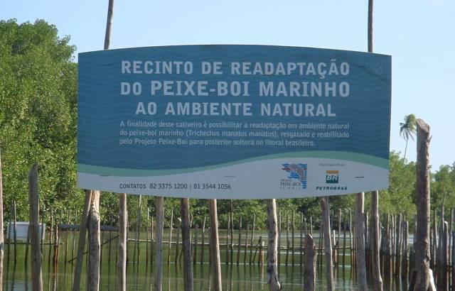 Reserva Peixe Boi