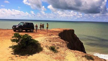 Litoral da Paraíba - Passeio