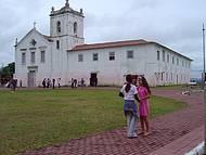 Estudantes visitam o Museu