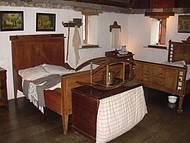 Casa do colono preservada