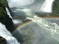 Arco-íris. Um show da natureza.