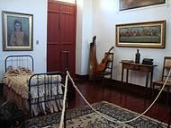 Interior da Morada dos Baís