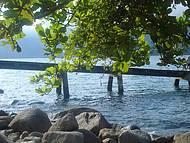Um dia maravilhoso nessa praia!