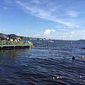 Lagoa Tarum�-A�u