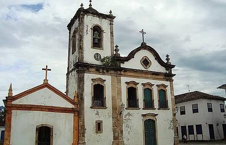 Centro Histórico - Belas contruções históricas