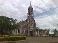 Igreja Matriz de Florestopolis.