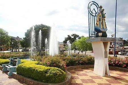 Praça Silvino Campos - Ponto de encontro de moradores e turistas