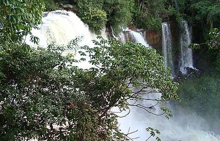 Cachoeira do Acaba Vida - Do alto uma das vistas mais lindas do Acaba Vida