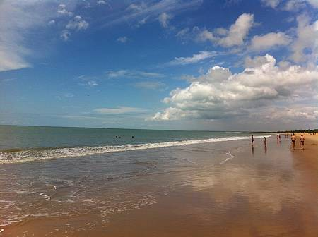 Praias - Belíssimas e limpas!