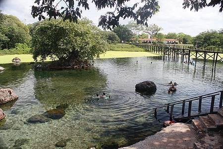 Thermas Lagoa Santa - Passeio é perfeito para famílias