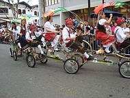 Desfile da Oktoberfest