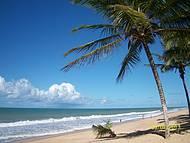 Linda praia ...