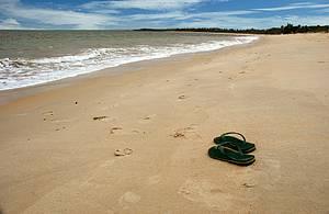 Conhecendo as praias