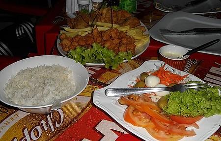 Restaurante e Café Peixe Frito - Comida divina