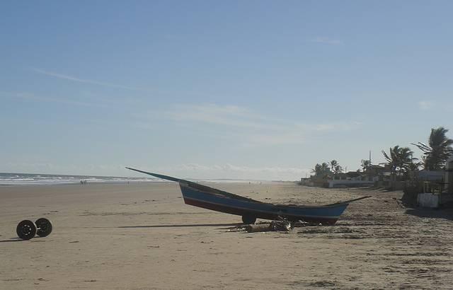 Uma linda praia! Vale a pena conhecer!