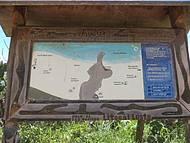 Mapa das Falésias