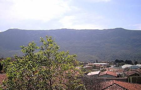 Serra Ouro Branco - Serra de Ouro Branco