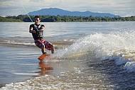 Perfeita para a prática de esportes náuticos