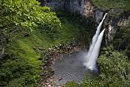 Salto Rio Preto II forma a maior piscina da chapada!