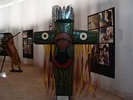 Museu Indígena em Coroa Vermelha