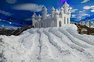 Ambiente ter� neve o ano inteiro!
