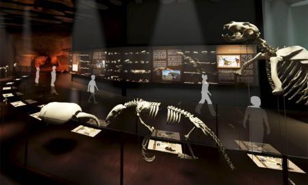 Parque da Serra da Capivara (PI) ganha museu - Interatividade é uma das características do espaço