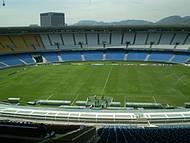 O Maior estádio do Mundo. Maraca!