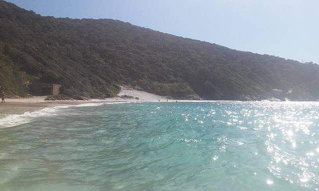 A praia mais linda de todas! Vale muito a Pena!!!