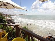 Vista da Praia do Cotovelo