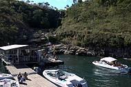 Passeio de Barco em Furnas