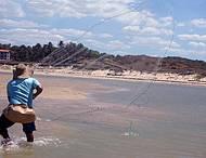 Pesca na Lagoa da Tabuba