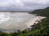 A Praia Vista de Outro Ângulo...