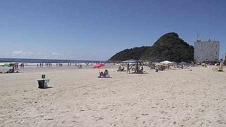 Balneário de Caiobá - Praia Brava de Caiobá