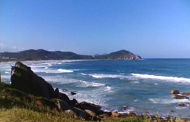 Final de Tarde na Praia do Rosa