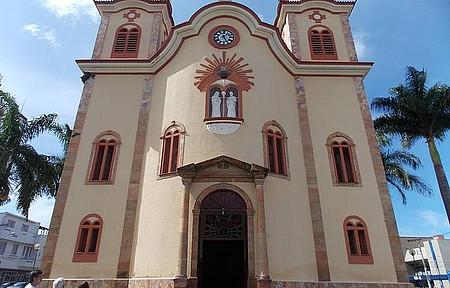 Igreja Matriz - Área Central