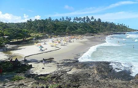 praias urbanas de Itacaré - Alta Temporada e Praia Limpa, Maravilhoso...