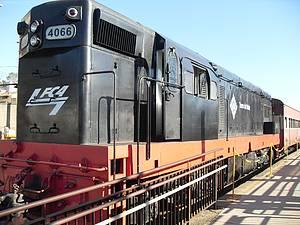 Passear de trem até Ouro Preto