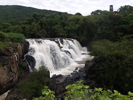 Cidade - Cachoeira véu das noivas
