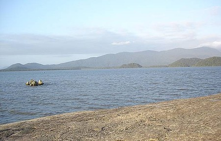 Ponta do Pita - Mar em comunhão com as montanhas