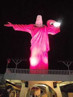 Cristo Luz- Paz e Amor