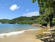 Linda praia do Pouso!