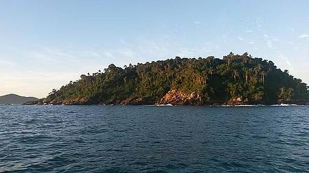 Piçarras SC - Ilha Feia