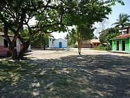 O centro de Caraíva!