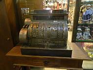 Caixa registradora antiga
